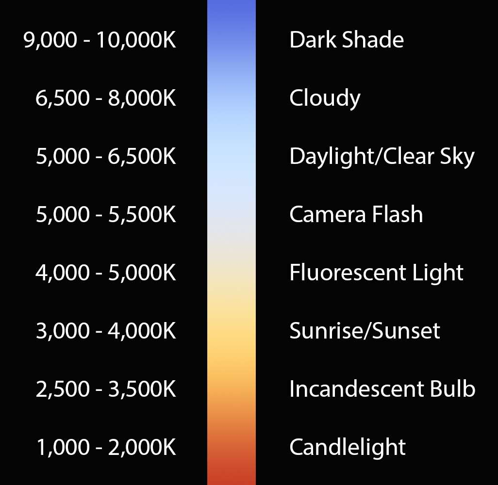 White Balance Diagram