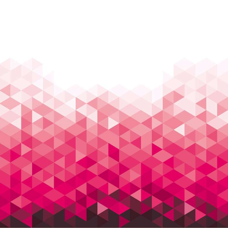Abstract geometric background full vector