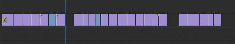 Organizing Adobe Premiere sequences