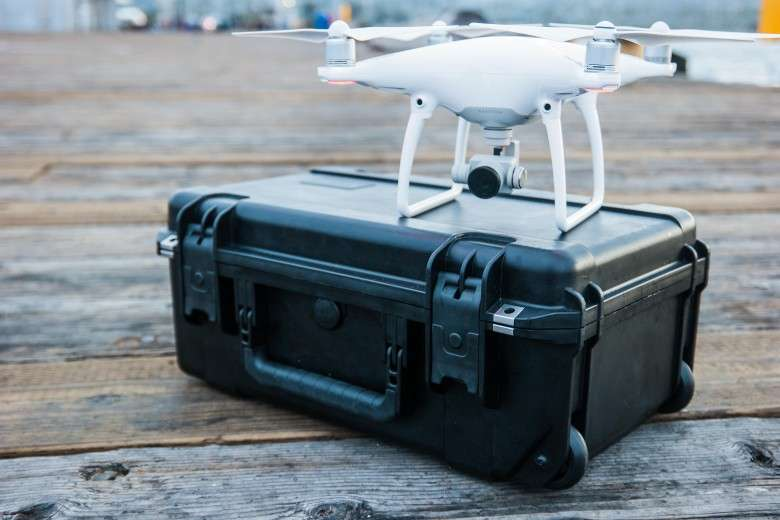 CasePro Phantom 4 Case