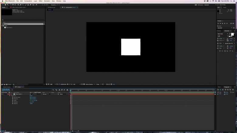After Effects Pond5