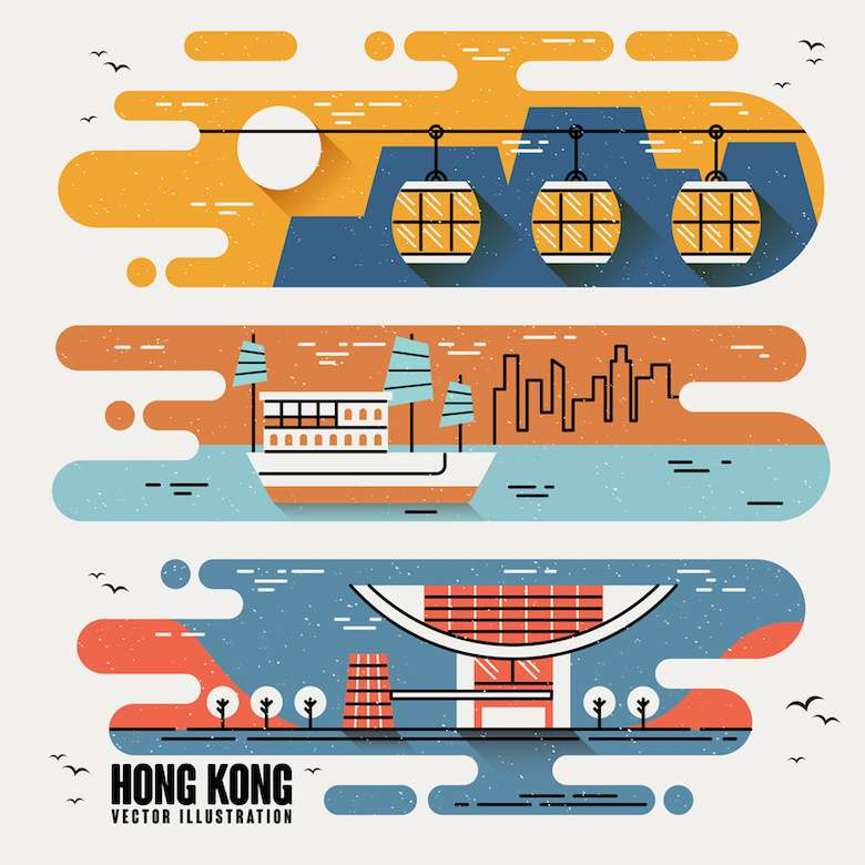 Hong Kong Famous Attractions
