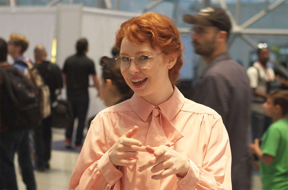 Comic Con Stranger Things Barb