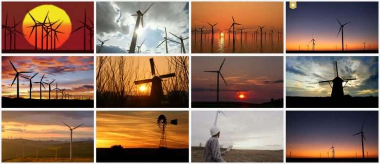 windmills_desert_sunset