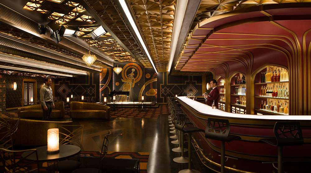 "The bar in ""Passengers"""