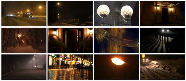 Lights at Night Collection