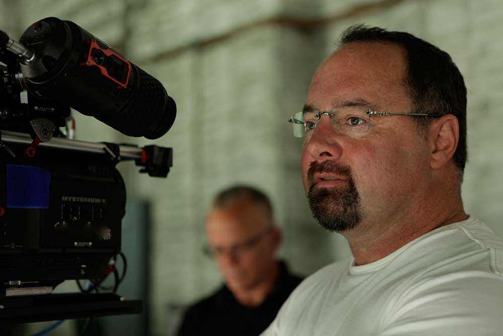 Cinematographer Jeff Cronenweth