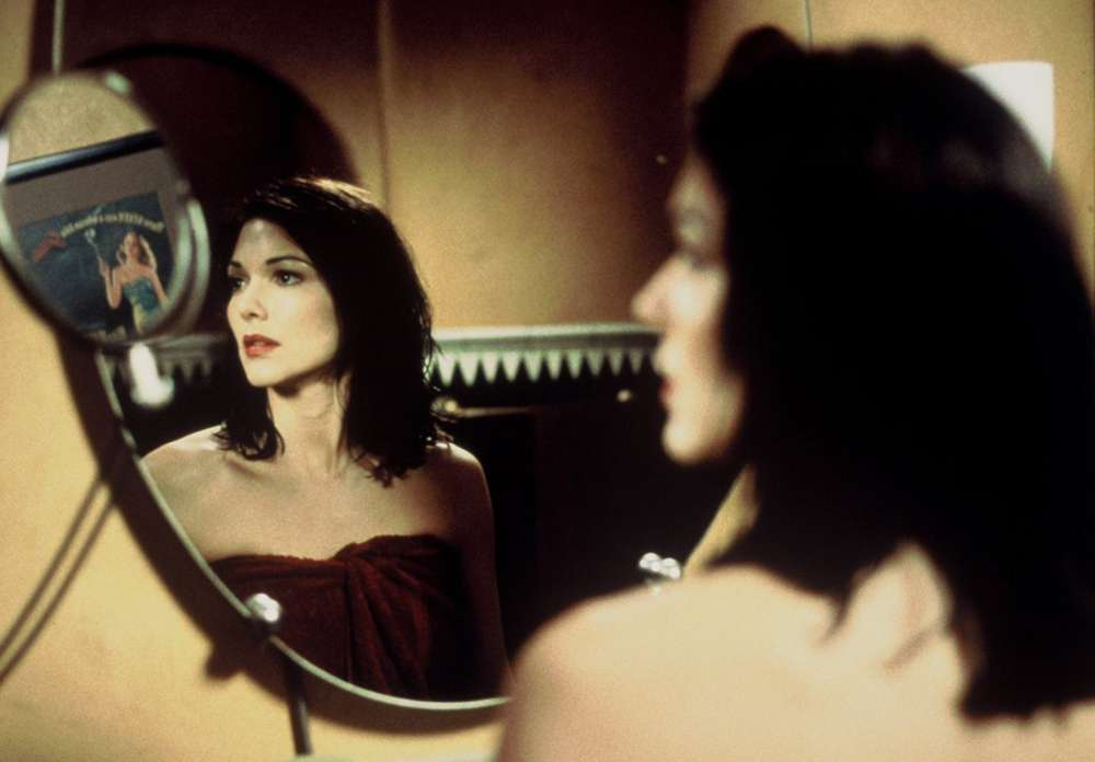 "Laura Harring in ""Mullholland Drive"""