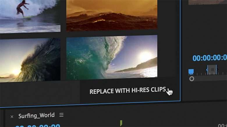 Adobe Add-On Replace with Hi-Res