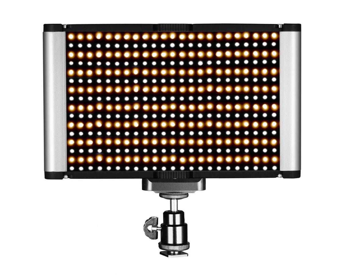 on camera dimmable led