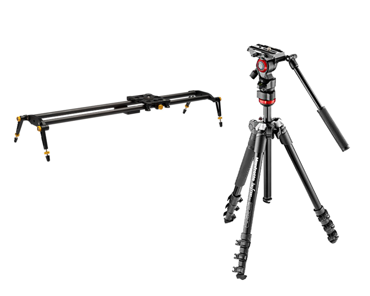 ikan carbon fiber camera slider