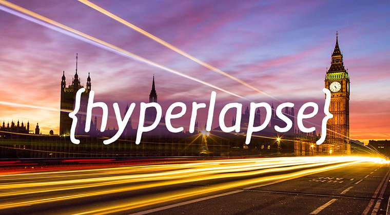 Hyperlapse Collection