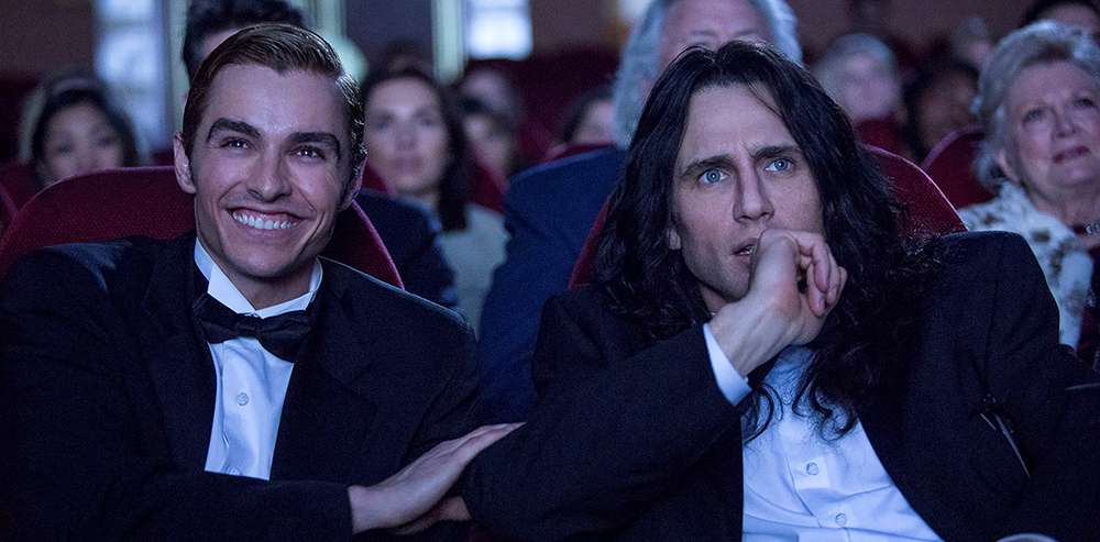"James and Dave Franco in ""The Disaster Artist"""