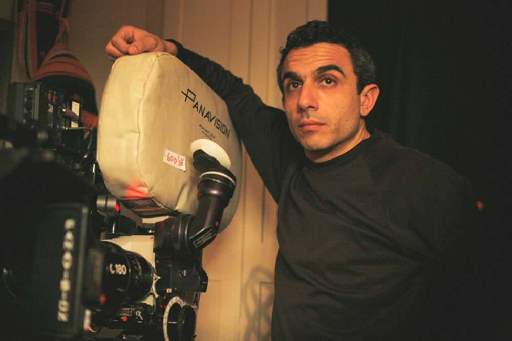 Cinematographer Haris Zambarloukos