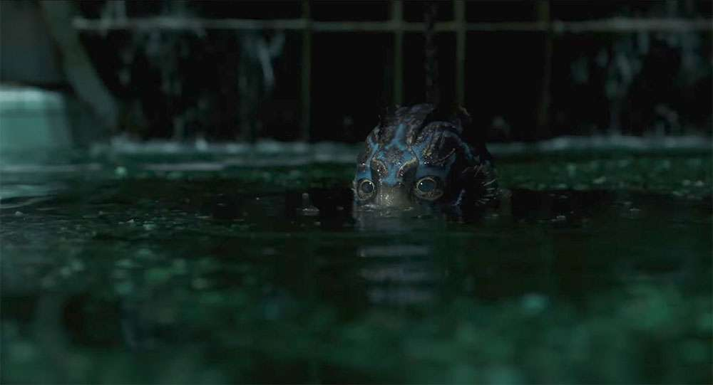 Doug Jones in 'The Shape of Water'