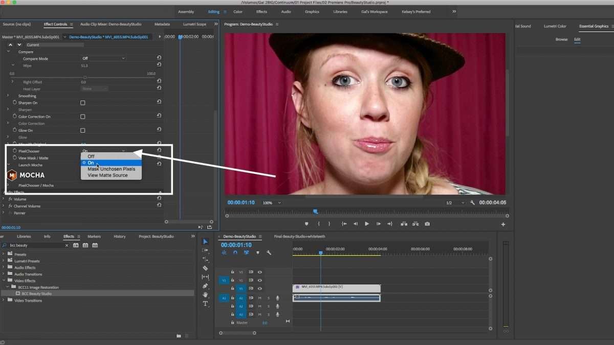How to Smooth and Retouch Skin in Video With Adobe Premiere Pro | Pond5