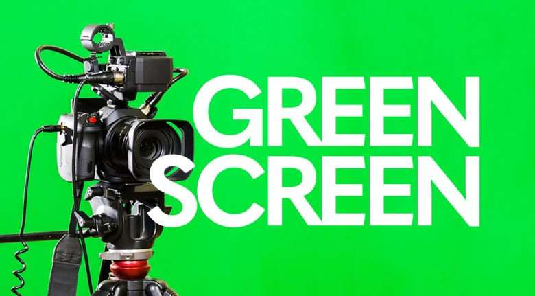 Green Screen Graphic