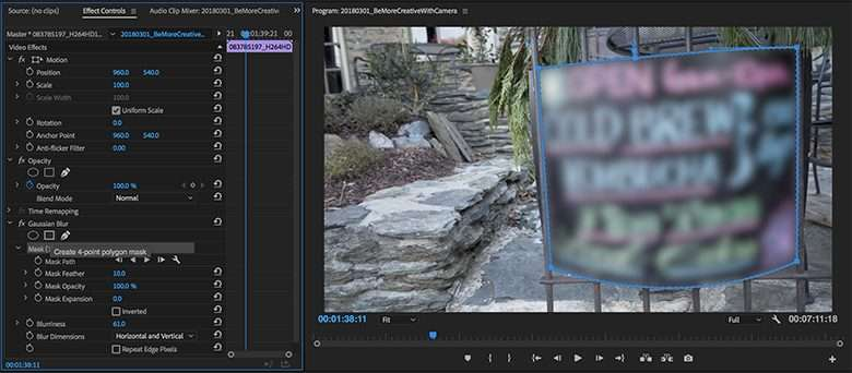 How to Create and Track Masks in Adobe Premiere Pro | Pond5