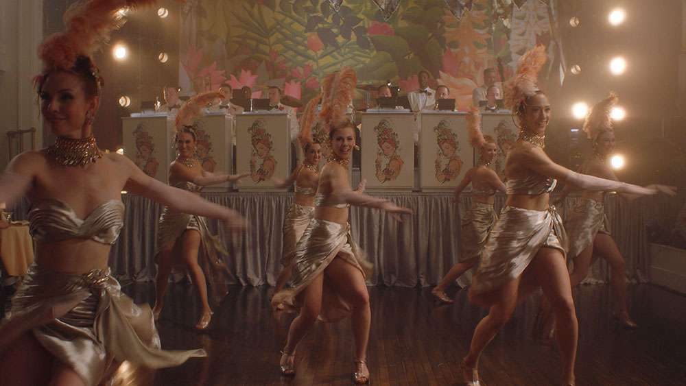Copacabana in 'Marvelous Mrs. Maisel'