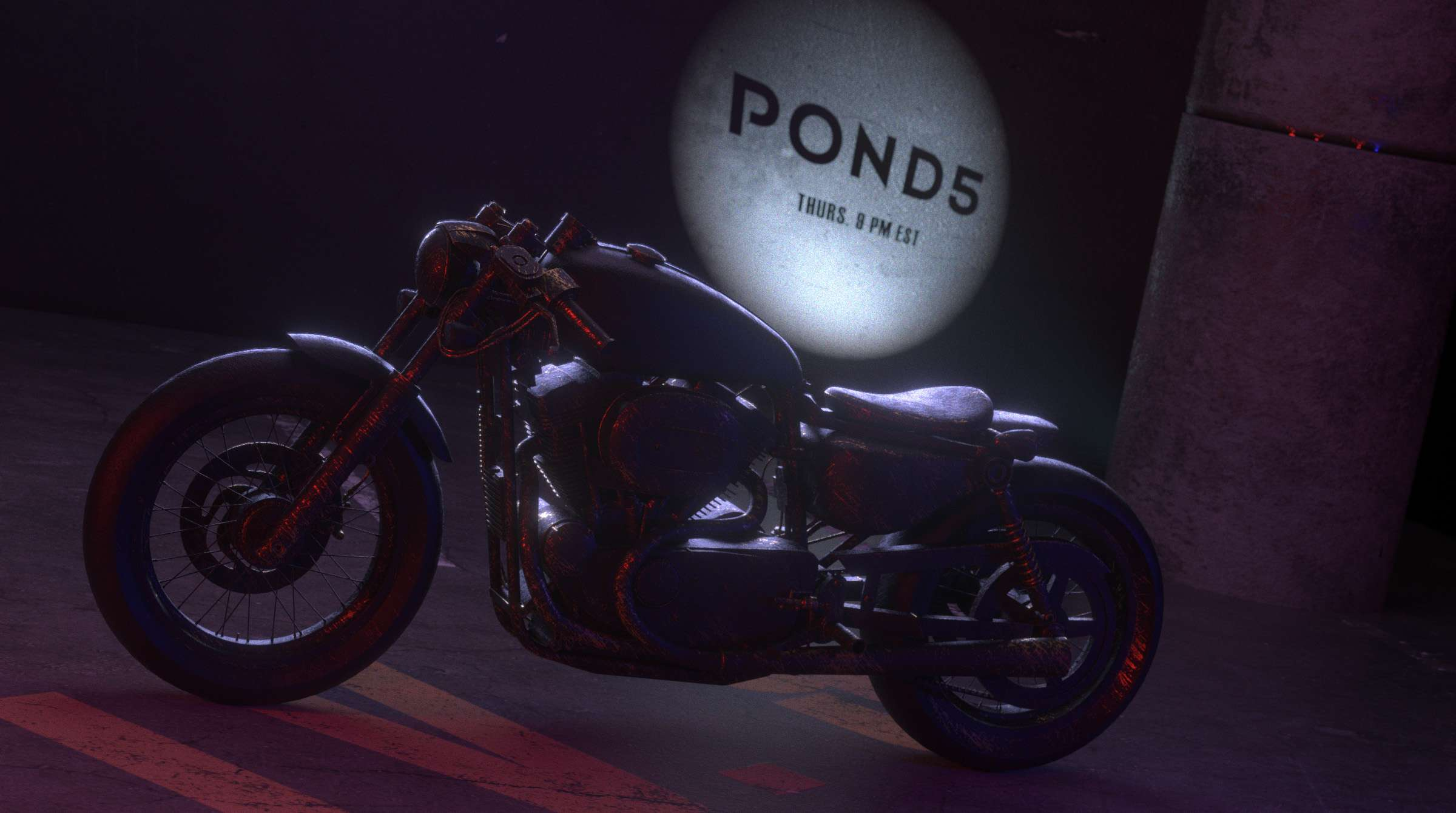 How to Build a Scene With 3D Models in Cinema4D | Pond5