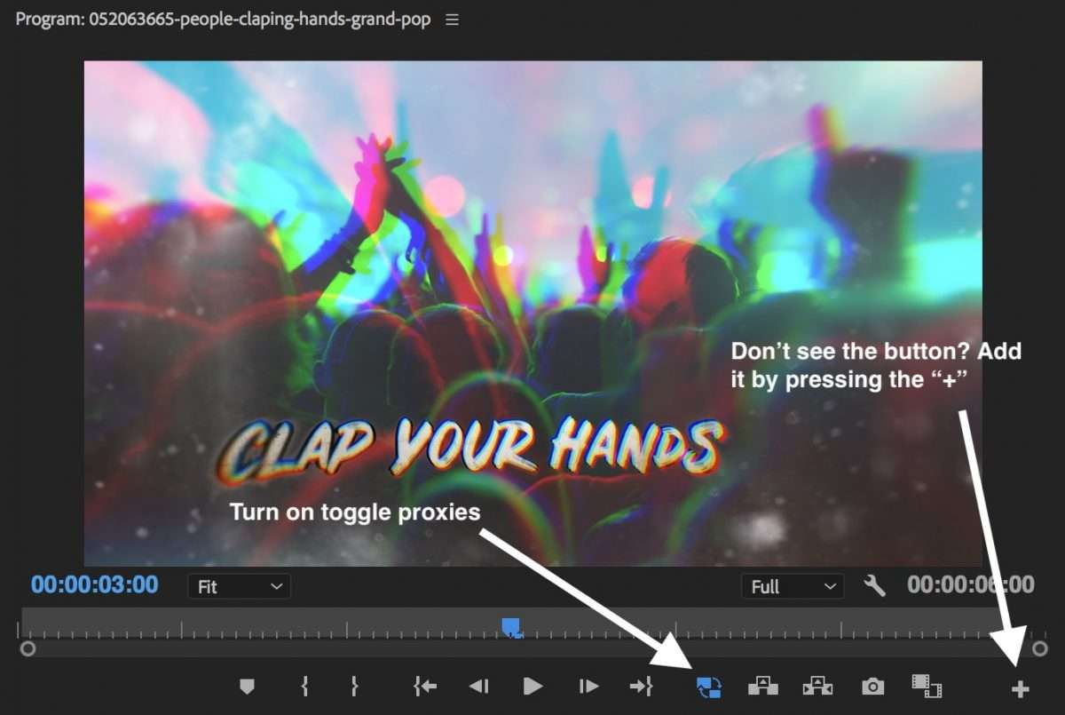 How to Edit Faster Using Proxies in Adobe Premiere Pro CC