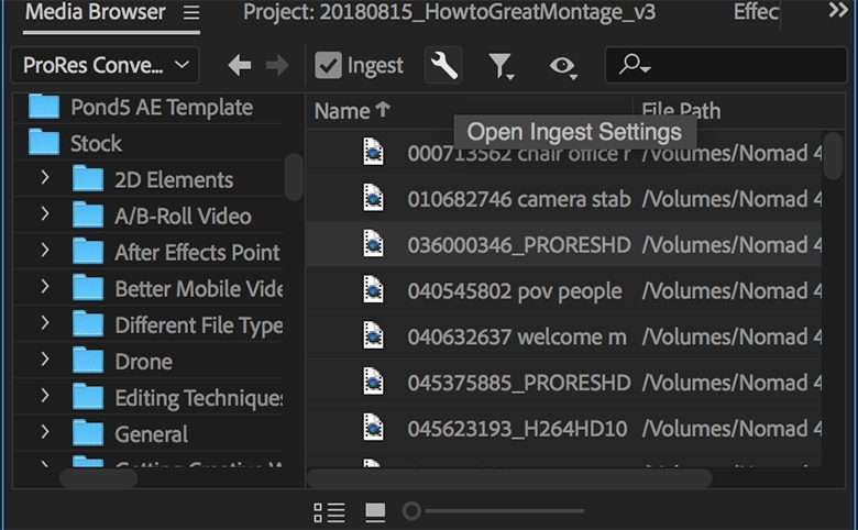 premiere pro source patching