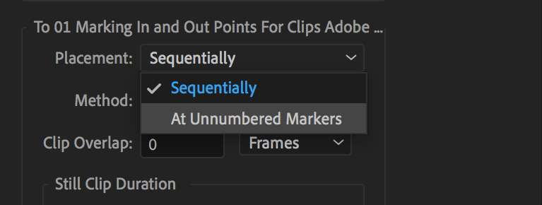 How to Automate Clips to Sequences for Faster Edits in