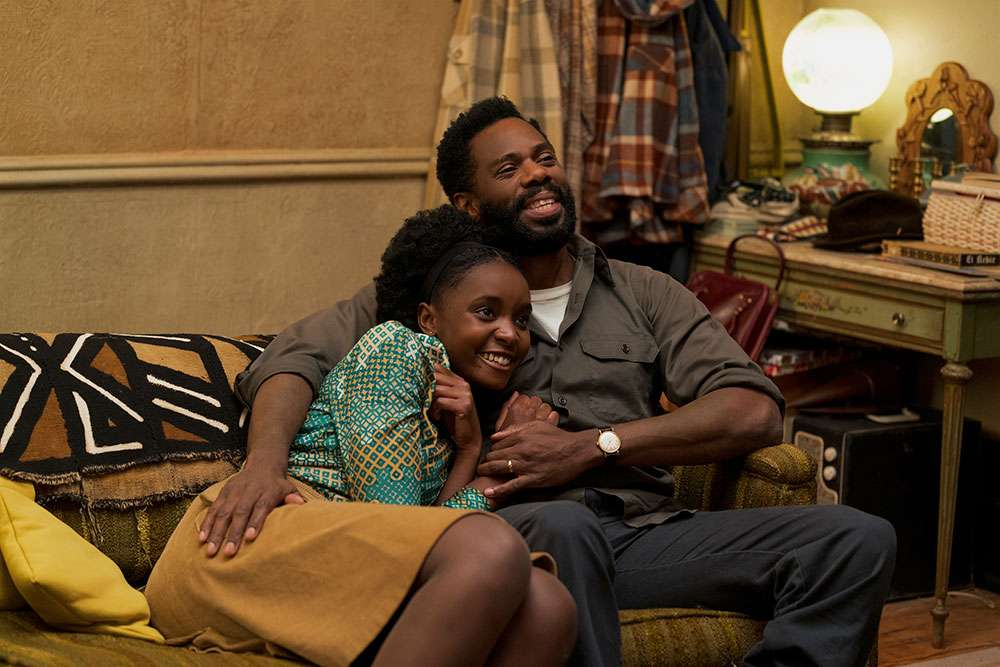KiKi Layne as Tish and Colman Domingo as Joseph star in Barry Jenkins' If Beale Street Could Talk