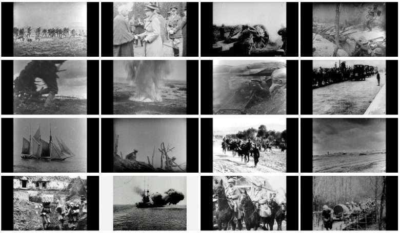 WWI Archival Footage