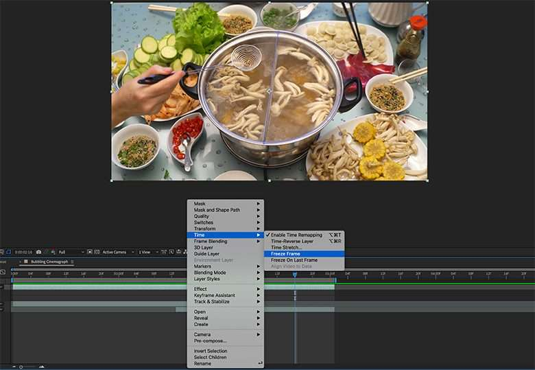 How to Make a Cinemagraph in Premiere Pro (or After Effects