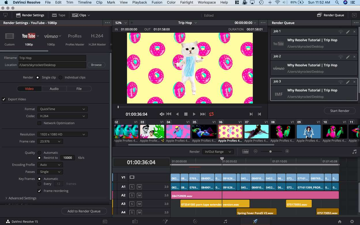 A Beginner's Guide to All-in-One Editing With DaVinci