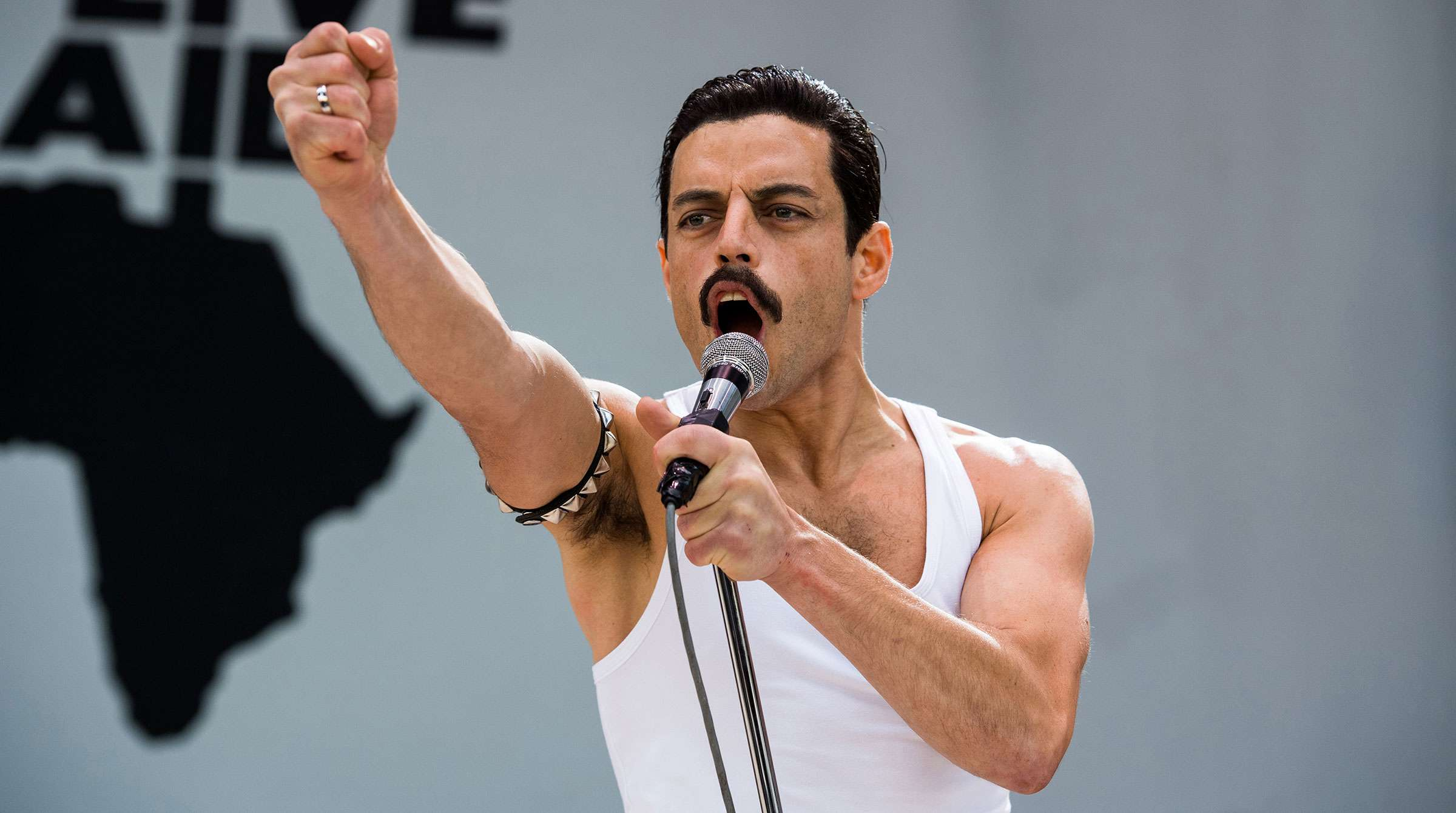 How Bohemian Rhapsody Perfectly Recreated Live Aid 1985 Pond5