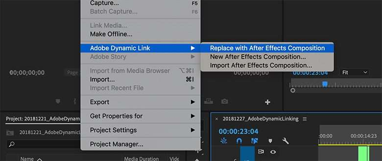 Adobe Dynamic Linking: Everything You Need to Know | Pond5