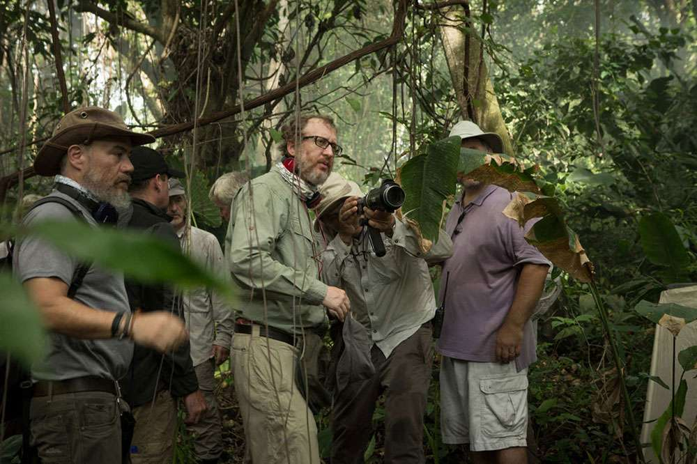 James Gray directing 'Lost City of Z'