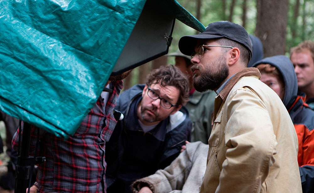 Robert Eggers directing The Witch