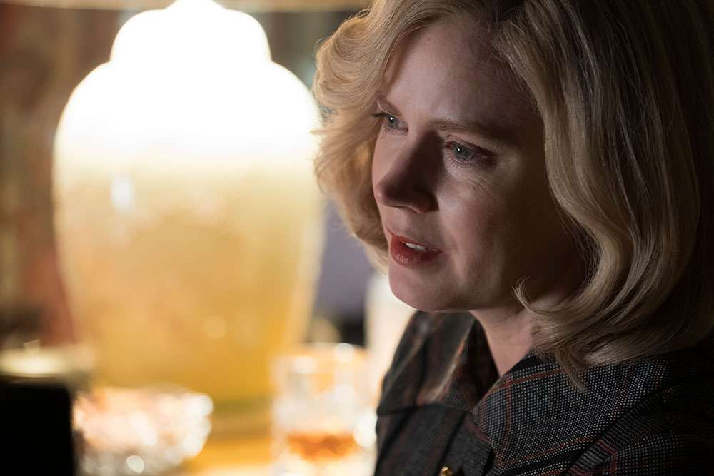 Amy Adams as Lynne Cheney in 'Vice'