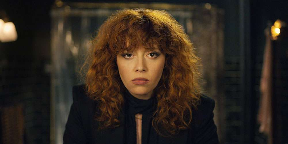 Natasha Lyonne in 'Russian Doll'