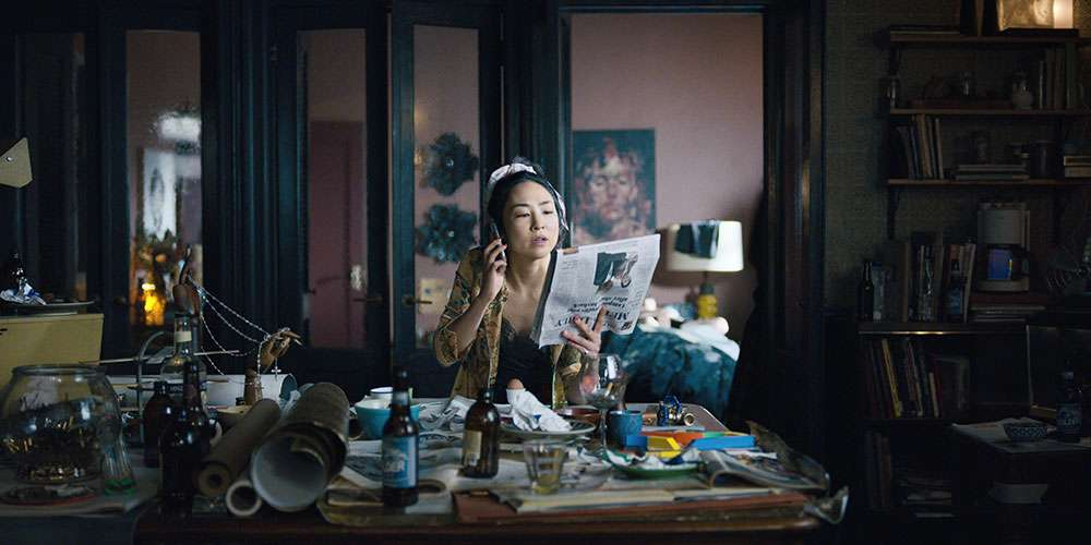 Greta Lee in 'Russian Doll'