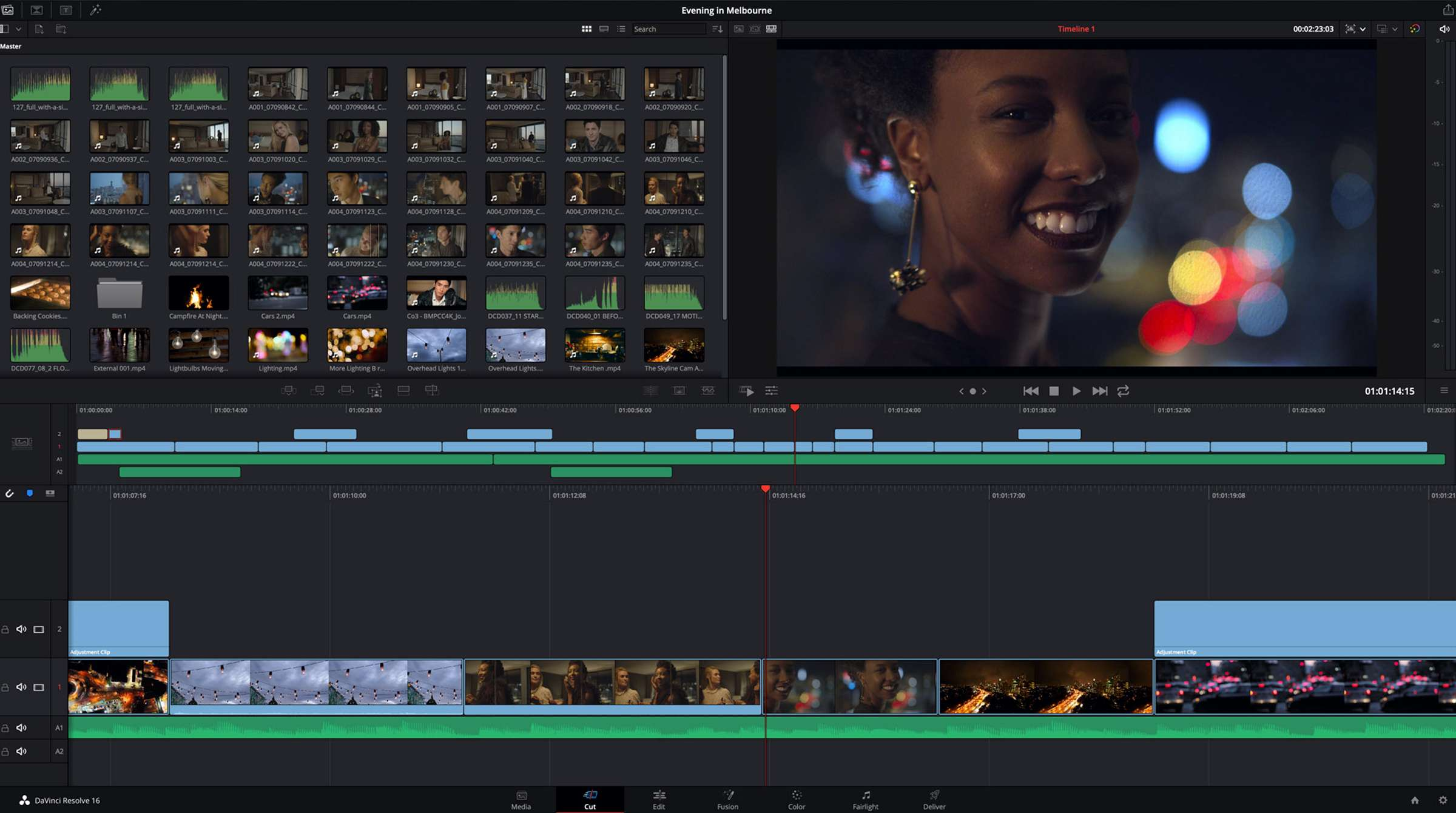 10 New Features In Davinci Resolve 16 You Might Have Missed Pond5