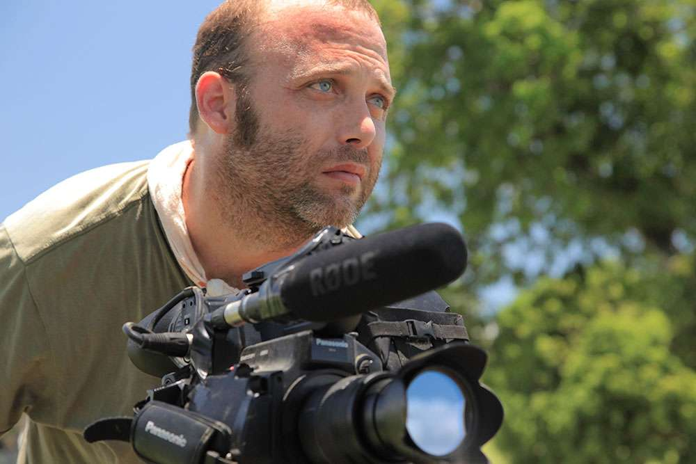 Documentarian David Barnhart