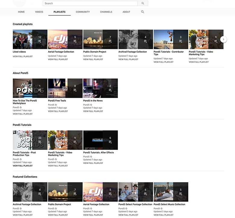 How To Optimize Your Videos For Maximum Youtube Potential Pond5