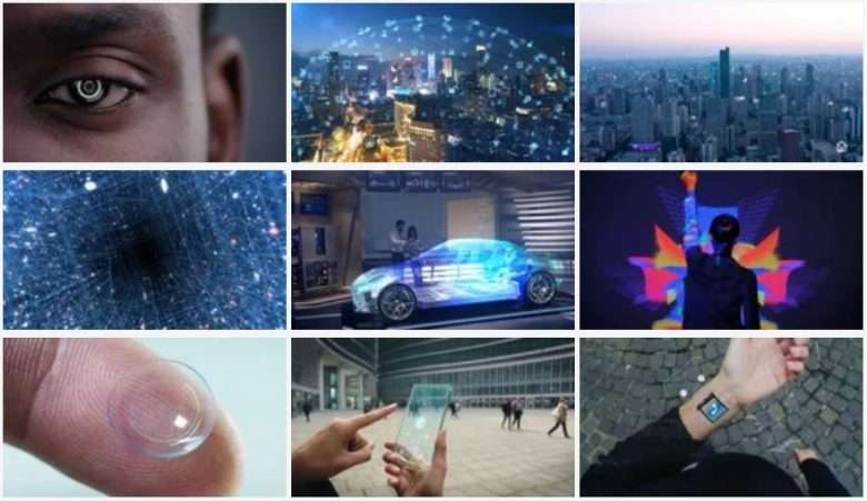 Futuristic Tech Stock Footage Collection