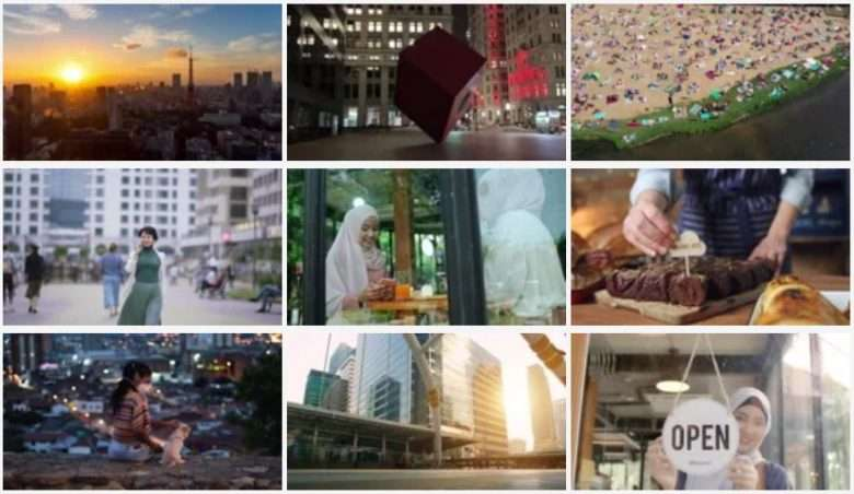 Budget Friendly: City Life Stock Footage Collection
