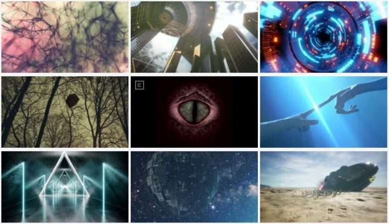 First Contact Stock Footage Collection